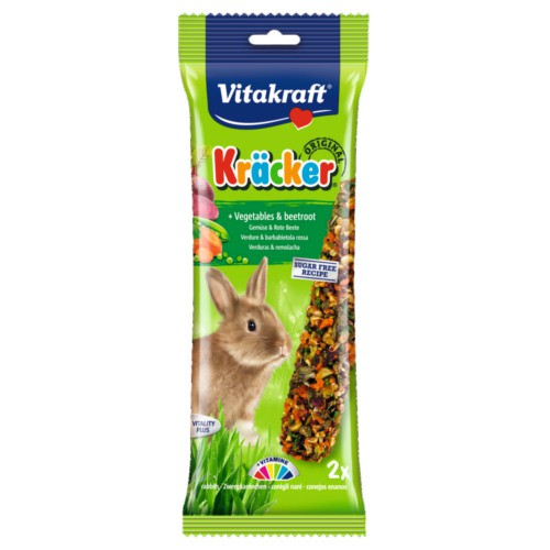Barritas para conejos enanos Vitakraft 2uds