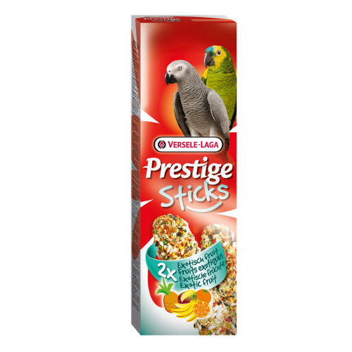 Barritas para loros Versele Laga Prestige frutas exóticas