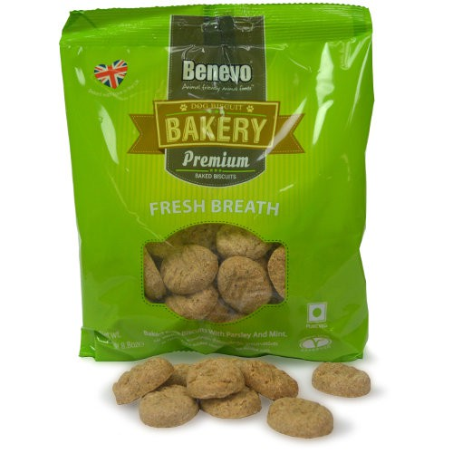 Benevo Bakery snacks veganos para perros