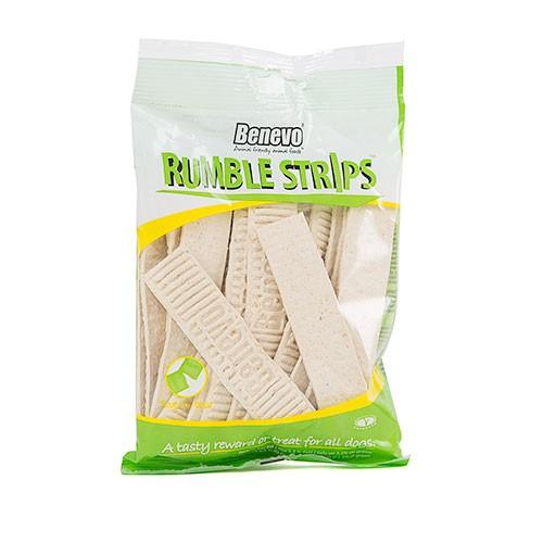 Benevo Snacks Veganos Rumble Strips para Perros