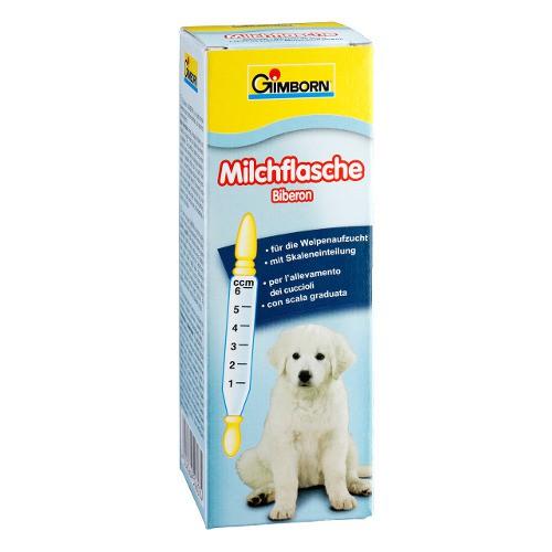 Biberón para perros GimBorn Puppy más juego de tetinas