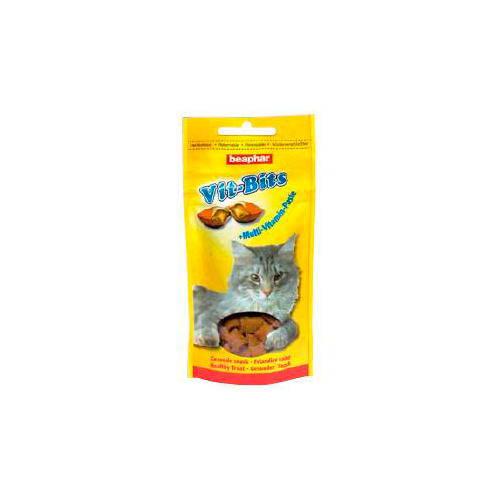 Bocaditos de vitaminas para gatos Beaphar