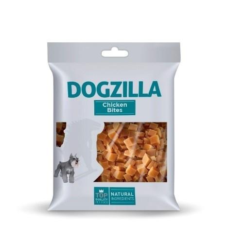 Bocados pollo Dogzilla para perros