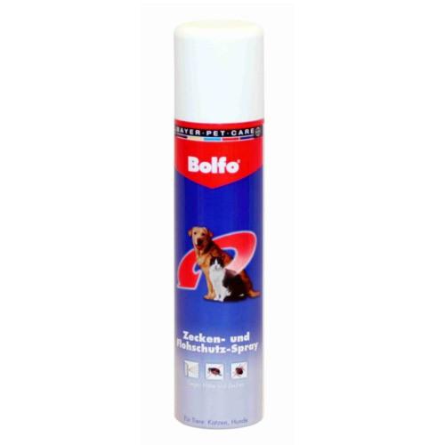 Bolfo spray antiparasitario externo para perros y gatos