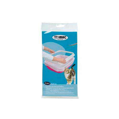 Universal hygienic bags for cats litter box