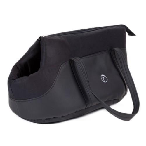 Bolso para mascotas Hollybag schwarz negro