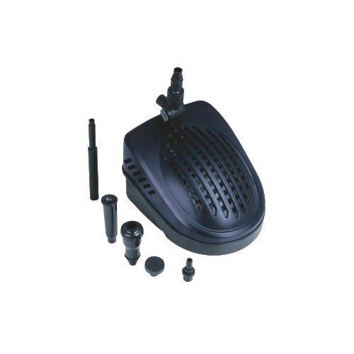 Bomba Power Clear completa con filtro UVC para estanque