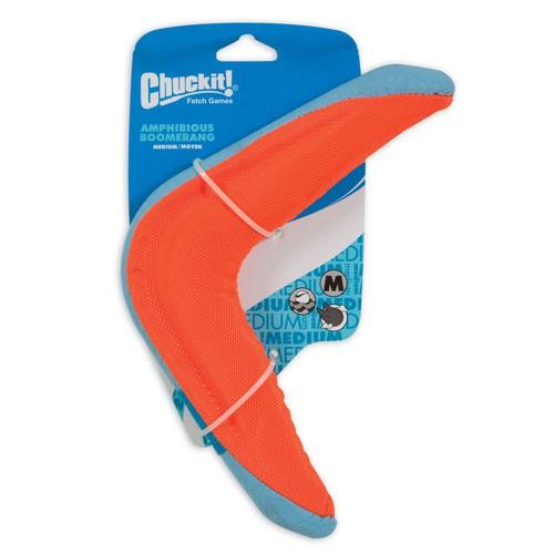 Boomerang acuático para perros Chuckit!