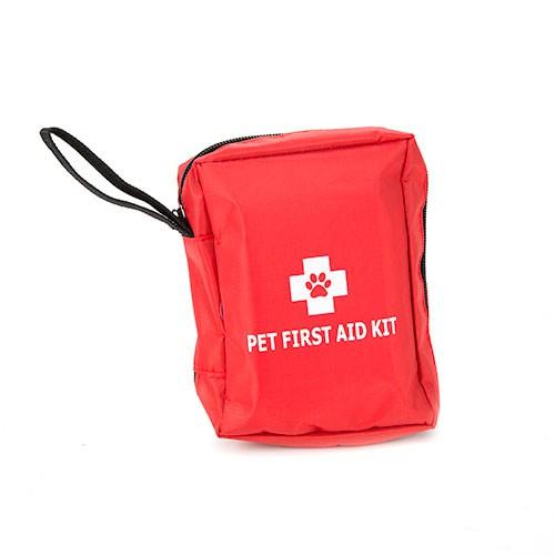 Botiquín de primeros auxilios Plus para mascotas