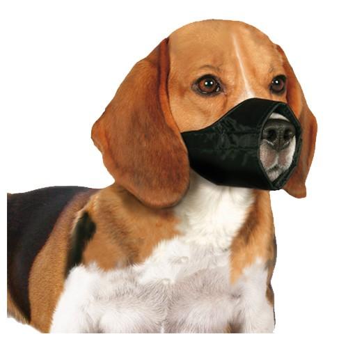 Bozal de nylon para perros