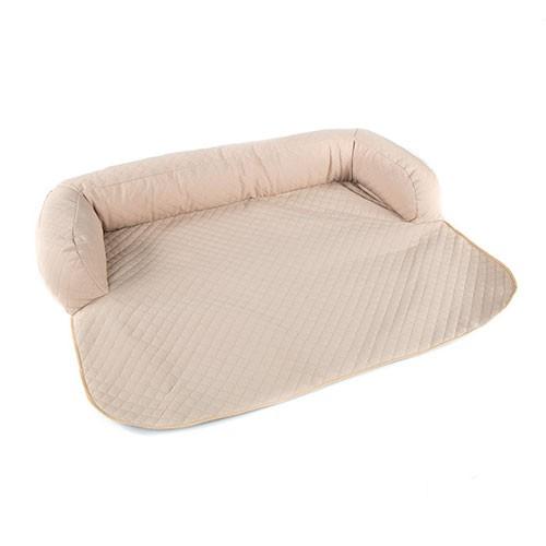 Cama para perros cubre sofá TK-Pet Utility beige