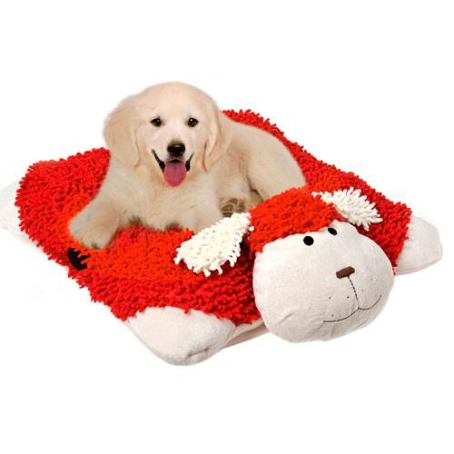 Cama peluche para perros dogmaxx tiendanimal for Estanque para perros