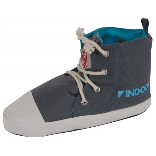 Cama zapatilla para roedores y hurones Basket Indoor azul