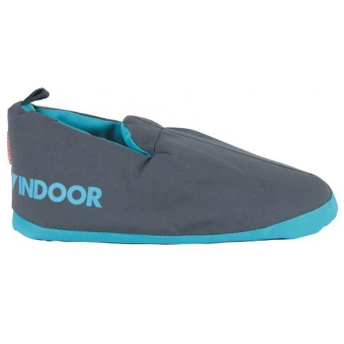 Cama zapatilla para roedores y hurones Indoor azul