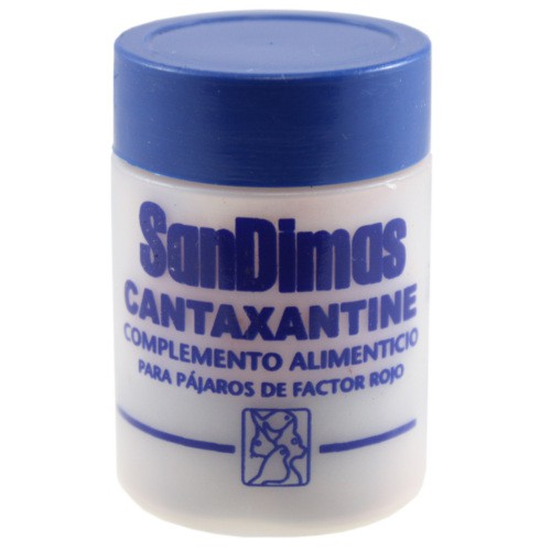 Cantaxantine de San Dimas