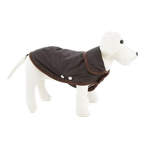Capa de caza rústica para perros