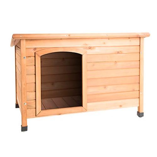 Caseta de madera para perros TK-Pet Country