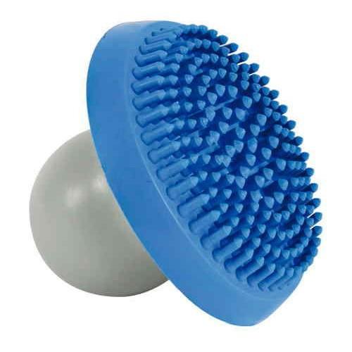 Cepillo masajeador dispensador de champú para baño