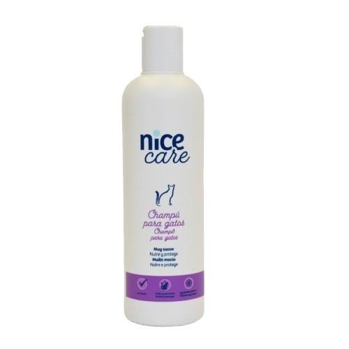 Champú para gatos Nice Care muy suave 300 ml
