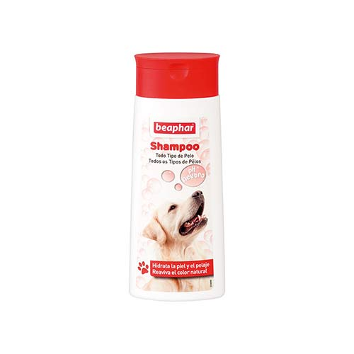 Champú Beaphar especial pieles sensibles para perros