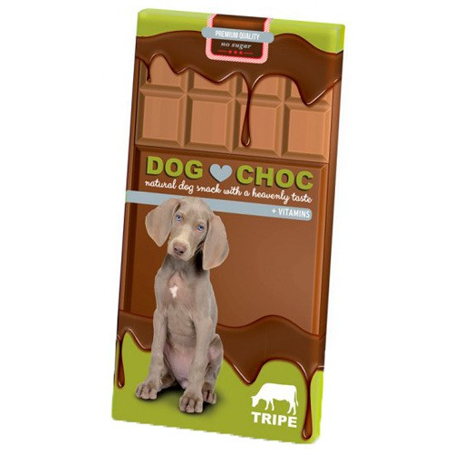 Chocolate para perros Dog Choc Tripe
