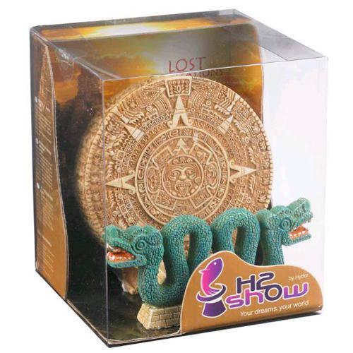 Civilizaciones Perdidas Calendario Maya y Serpiente decoración
