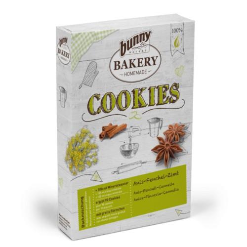 Cocina tus cookies de anís para conejos y roedores Bunny