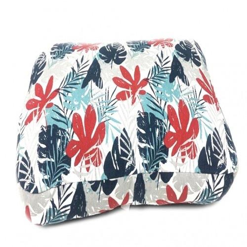 Colchón de diseño Happy Hawai para perros color Multicolor