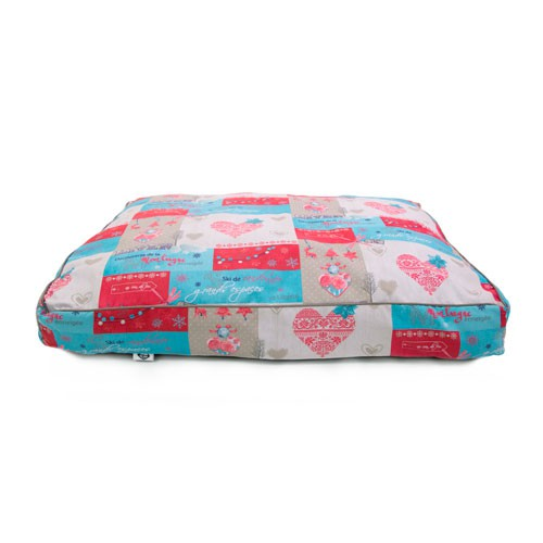 Colchoneta cama TK-Pet Christmas Tarte