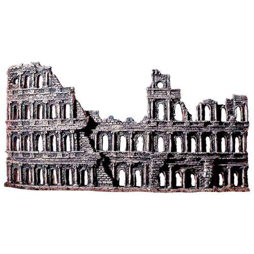 Coliseo romano grande para acuarios