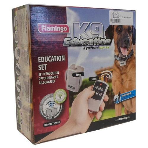Collar de adiestramiento K9 Education Spray