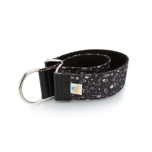 Collar Pamppy Galgo Speedy Rockero para perros