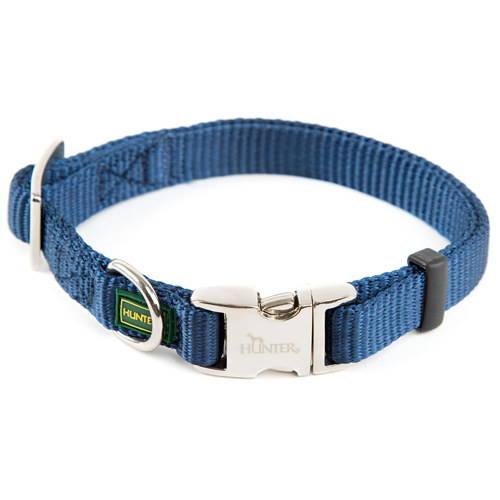 Collar para perro de nylon con cierre metalico regulable for Collares para perros