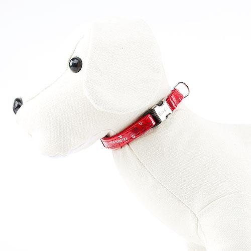 Collar para perros Envy Wild Forever Color Rojo