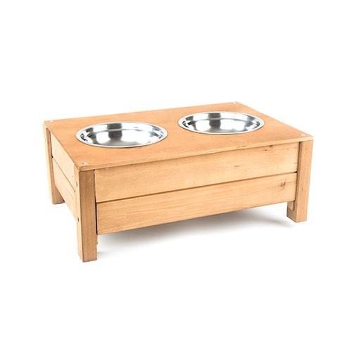 Comedero para perros tk pet especial casetas tiendanimal for Comederos para perros