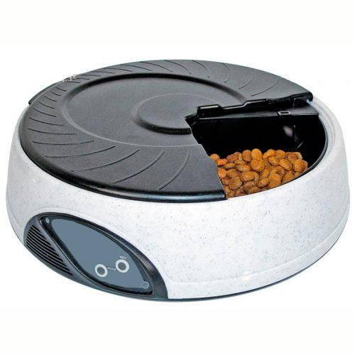 Comedero automático pequeño 4 comidas