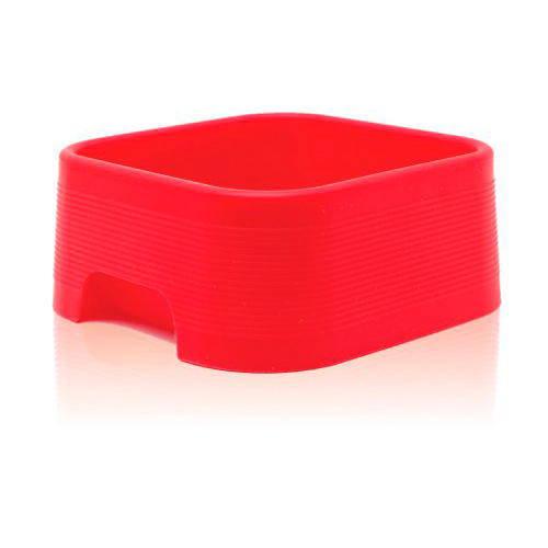 Bowl de silicona para mascotas ideal para viajes