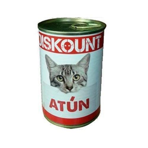 Comida húmeda para gatos Diskount