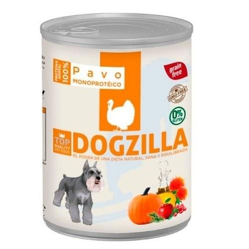 Comida húmeda Pavo Dogzilla para perros
