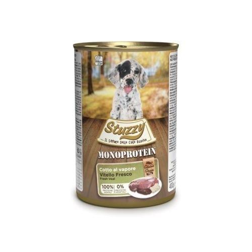 Comida húmeda Stuzzy Puppy Monoprotein ternera fresca