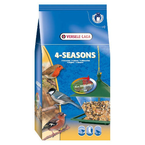 Comida para aves silvestres Versele Laga Menu Nature 4 seasons