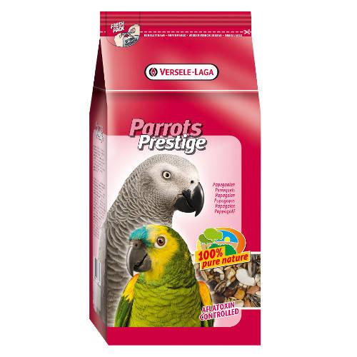 Comida para papagayos, loros y cotorras Versele Laga Prestige Parrot