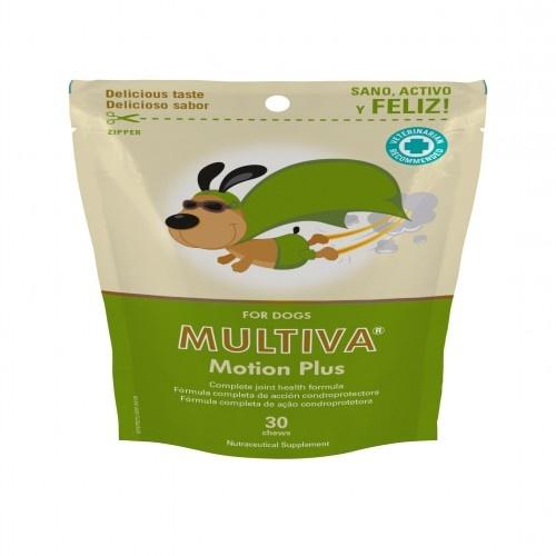 Condroprotector MULTIVA Motion Plus para perros