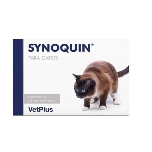 Condroprotector Synoquin EFA para gatos