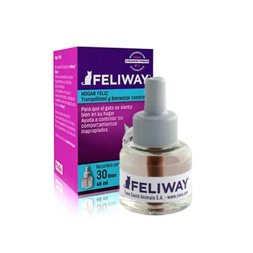 Control de Estrés Feliway Recambio