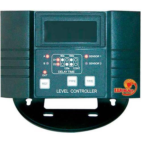 Controlador de nivel automático
