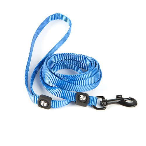 TK-Pet Classic Nylon Blue leash for cats