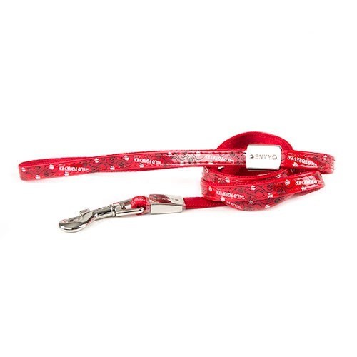 Strap for dogs Envy Wild Forever Colour Red