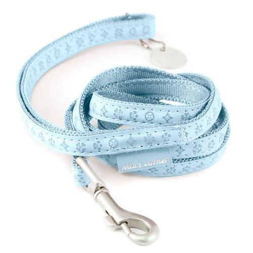 Correa para perros MacLeather Classic Color Azul