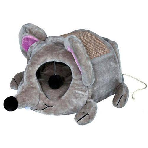 Cueva de juego y suave para gatos